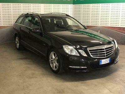 used Mercedes E220 CDI S.W. BlueEFFICIENCY Avantgarde