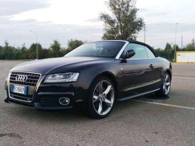 usata Audi A5 Cabriolet A5 2.0 TFSI 211 CV multitronic Advanced