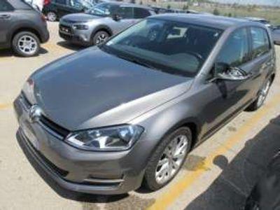 usata VW Golf 2.0 tdi dsg highline navi pro sensori garanzia diesel
