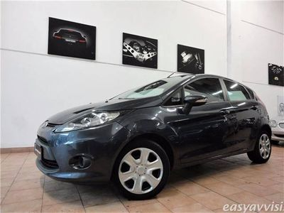 usata Ford Fiesta 1.4 Tdci Plus con 58.000 km
