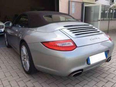 usata Porsche 911 Carrera Cabriolet 997 3.6 chrono sport benzina