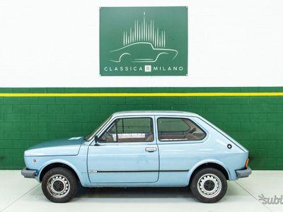 usata Fiat 127 900 3 porte COME NUOVA - II serie