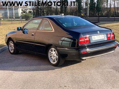 usata Lancia Kappa 2.0i turbo 16V Coupé GPL ASI ORO