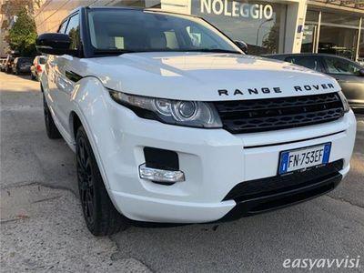 usado Land Rover Range Rover evoque 2.2 Sd4 5p. Dynamic AUTOMATICO