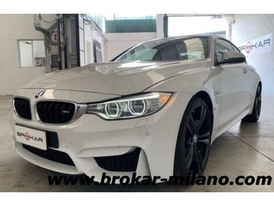 usata BMW M4 Coupé - DKG - Leasing In corso