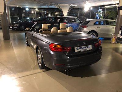 usata BMW 428 Serie 4 Cabrio( Cabrio Luxury 2.0 T BENZINA 245 CV