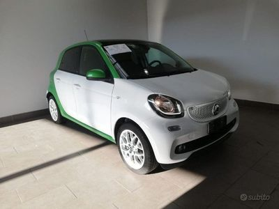 usata Smart ForFour Electric Drive Passion