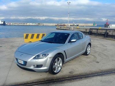 "gebraucht Mazda RX8 in perfette condizioni, ""da vetrina"""