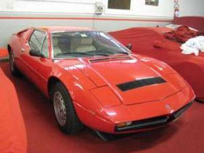 """usata Maserati Merak ss """" perfettamente """"""""conservata"""""""" benzina"""
