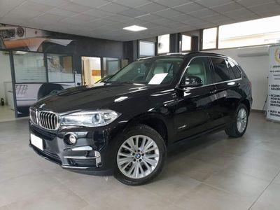 usado BMW X5 xDrive25d Luxury-2015
