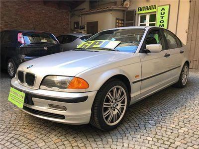używany BMW 318 318 Serie** IMPIANTO GPL - BERLINA **