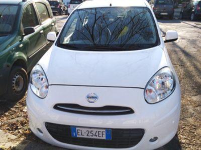 usata Nissan Micra 4ª serie - 2011