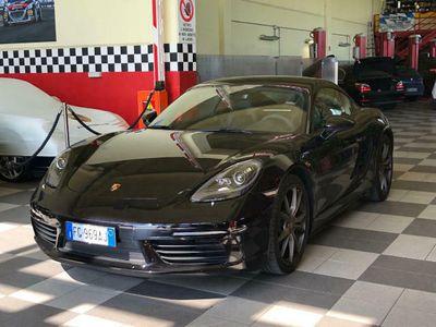 usado Porsche 718 Caymanturbo pdk alcantara cerchi 20 navi pcm scarich