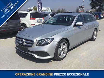 usata Mercedes E220 CLASSE E SWAuto BUSINESS SPORT