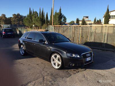 usata Audi A4 s line 2.0 143 cv 2011