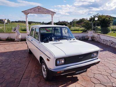 brugt Fiat 128 1281100 CL targhe e libretto originali