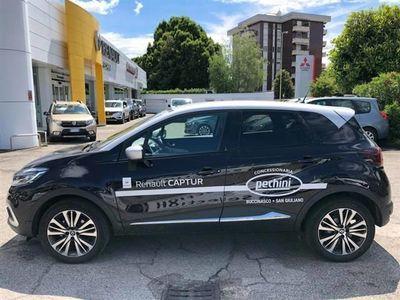 usata Renault Captur 1.5 dci Initiale Paris 110cv