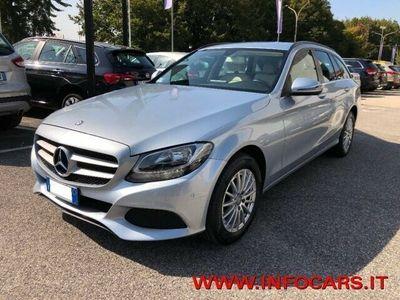 usata Mercedes C200 d 136 CV SW Premium AUTOMATICA