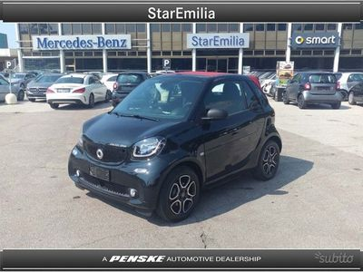 used Smart ForTwo Electric Drive cabrio Passion