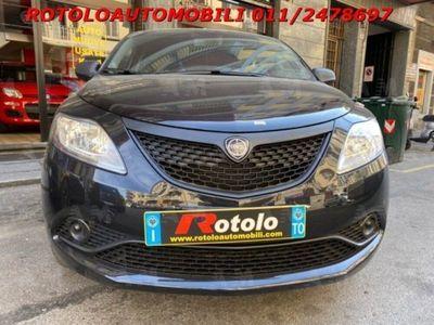 usata Lancia Ypsilon 1.2 69 CV 5 porte S&S Elefantino Blu Torino