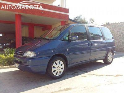 usado Citroën Evasion 2.0 TD HDi cat Millesime rif. 7012348