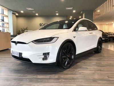 usata Tesla Model X Performance Ludicrous AWD