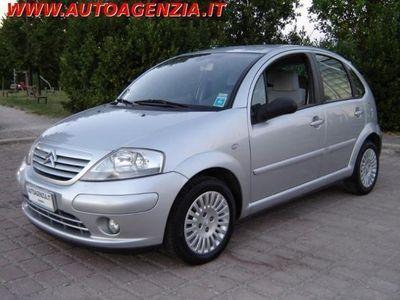 usata Citroën C3 1.4 HDi Exclusive del 2003 usata a Rimini
