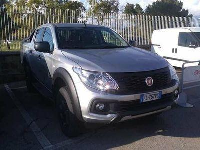 used Fiat Fullback 2.4 180CV Doppia Cabina aut. LX Cross del 2017 usata a Brindisi