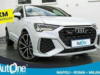 usata Audi RS Q3 SPORTBACK S-TRONIC MATRIX PACK RS DYN