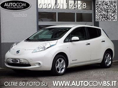 usata Nissan Leaf Leaf Elettrico Sincrono Trifase Acenta