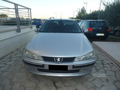 second-hand Peugeot 406 - 2001