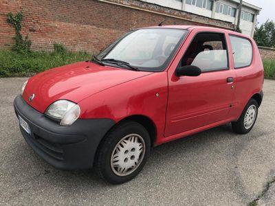 usado Fiat Seicento 1.1 benzina 94000km
