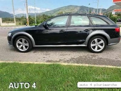 usata Audi A4 Allroad A4 allroad 1ª serie 2.0 TDI 163 CV S tronic Business
