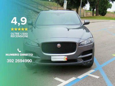 usata Jaguar F-Pace 2.0 D 180 CV AWD aut. Prestige