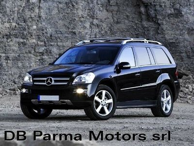 usata Mercedes GL350 CDI cat 4MATIC BlueEFF. Chrome EU4