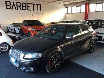 usata Audi A3 3.2 V6 DSG QUATTRO SLINE PERMUTE