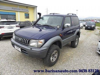 used Toyota Land Cruiser 3.0 turbodiesel 3 porte Alle