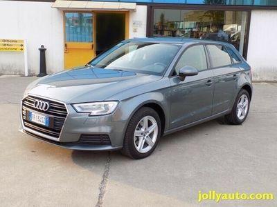 usata Audi A3 SPB 1.6 TDI 116 CV S tronic Business E6 AUT. NAVI