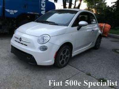 usata Abarth 500 500 FIAT 500e ELETTRICA NUOVA FIATBEV LOOK