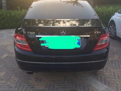 usado Mercedes C250 classe2009