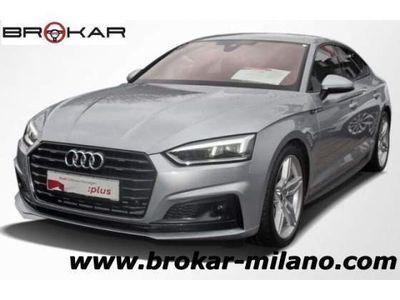 usata Audi A5 SPB 2.0 TFSI g-tron S-Line! Listino 61.000 €
