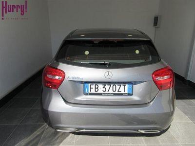usata Mercedes A180 CLASSE Ad Automatic Sport