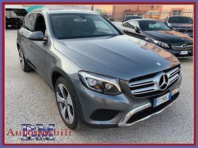 usata Mercedes GLC250 SPORT 4MATIC AUTO NAVI LED C20 204CV