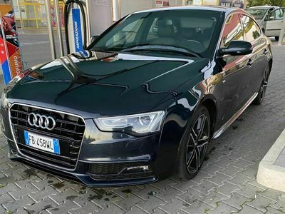 usata Audi A5 SPB 2.0 TDI 143 CV multitronic Busine