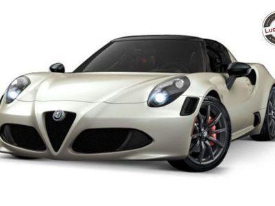 usata Alfa Romeo 4C 1750 tbi spider benzina