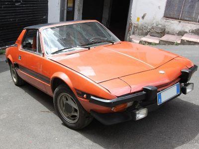 brugt Fiat X 1/9 2ª serie - Anni 70