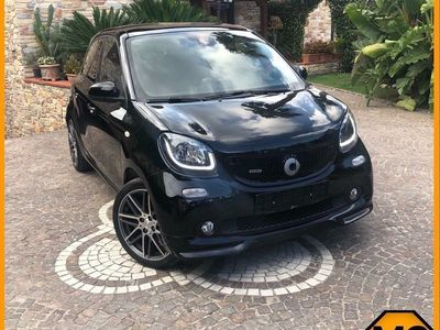 usata Smart ForFour ForfourBRABUS 0.9 Turbo twinamic