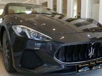 usata Maserati GranCabrio 4.7 V8 Sport Benzina