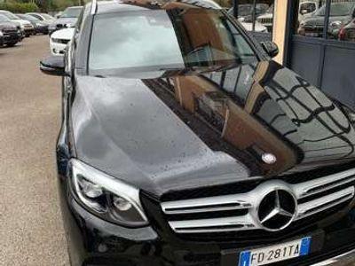 usata Mercedes GLC220 Amg