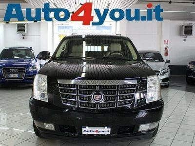 usata Cadillac Escalade 6.2 V8 aut. Sport Luxury LEGGERE NOTE